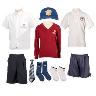 PRIMARY_Boys_Pack